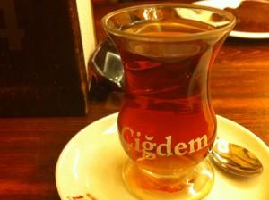 Çiğdem Pastanesi Sultanahmet çay
