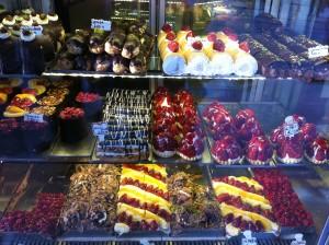 Çiğdem Pastanesi Sultanahmet tatlılar