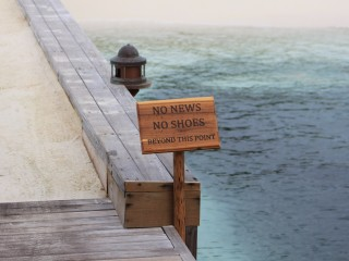 Otel adaların sloganı...